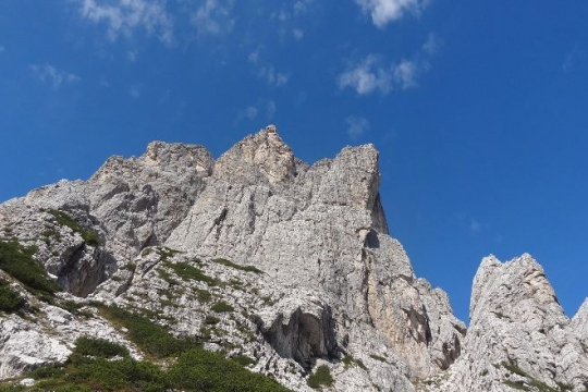 Torre Jolenda dolomite