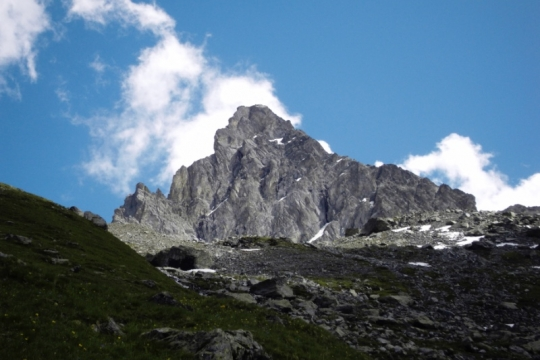 Toillies NE ridge