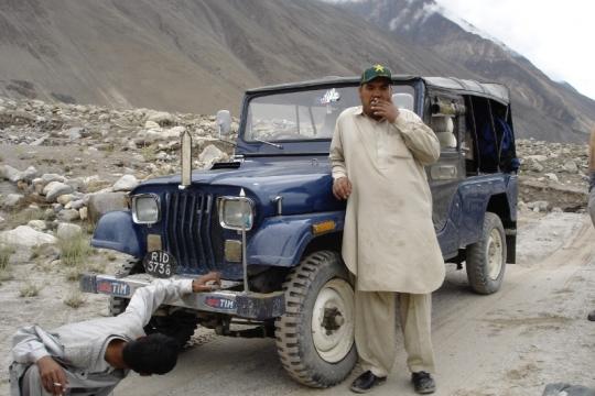 Karakoram trail, Pakistan