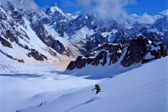 Glacier de Chalaati